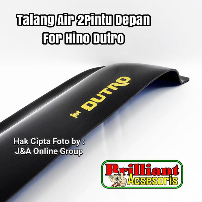 harga Talang air 2pintu depan hino dutro Tokopedia.com