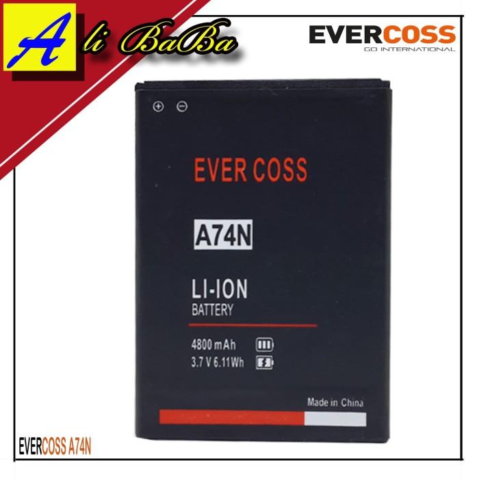 harga Baterai handphone evercoss a74n winner t max double power evercoss Tokopedia.com