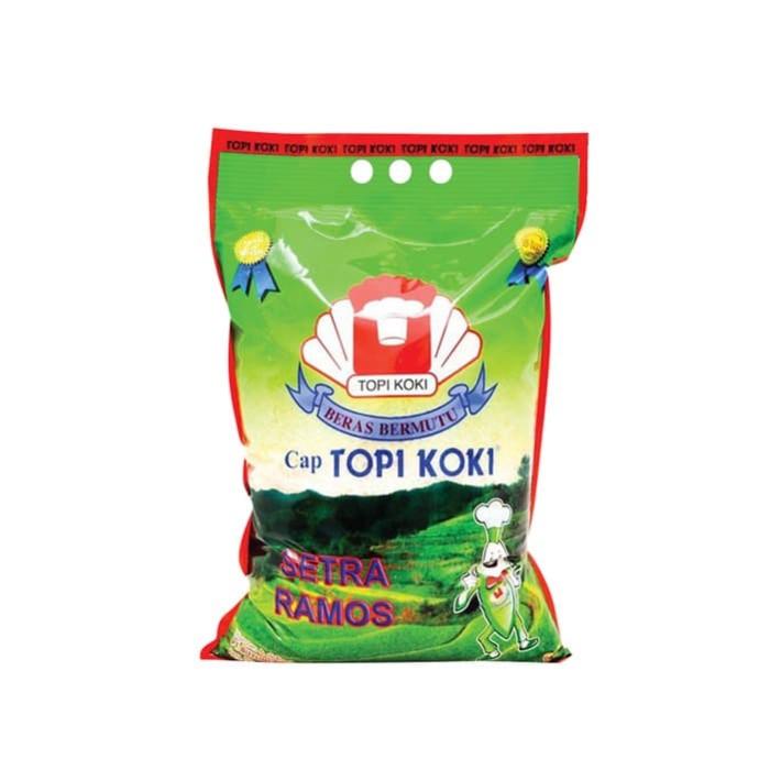 topi koki beras sentra 10 kg