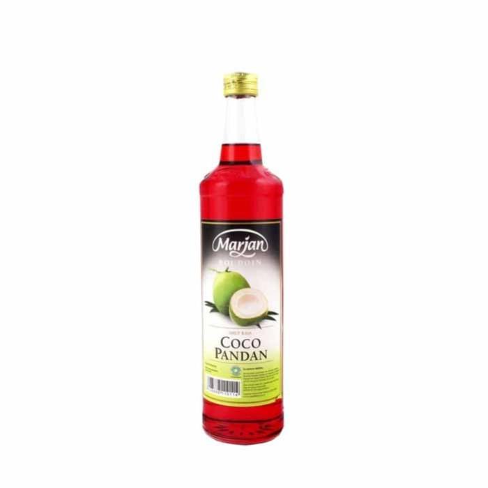 harga Marjan syrup cocopandan 460ml Tokopedia.com