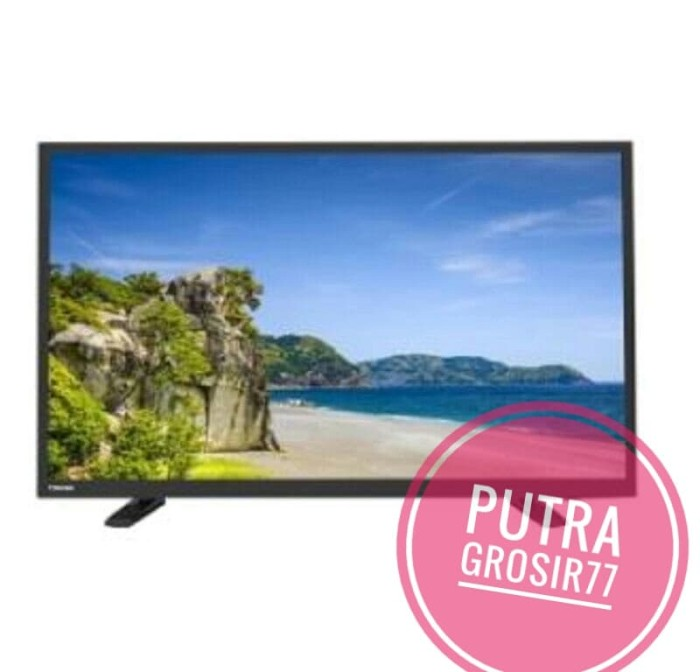 THOSIBA LED TV 32L2800 32 INCH USB MOVIE 32L27800VJ FULL HD