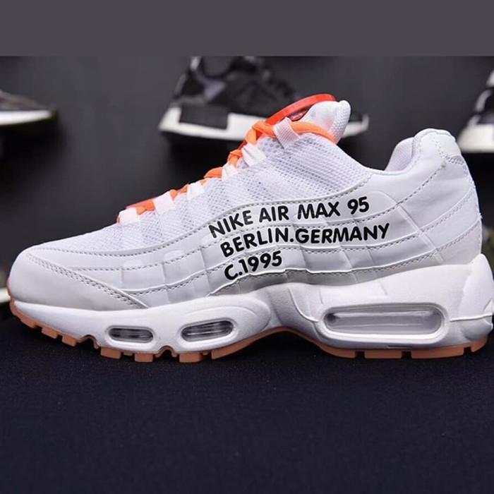 cheap for discount bcd5c 54778 Jual Nike Airmax 95 x Off White - Kota Samarinda - Sneakers Hype Bleast |  Tokopedia