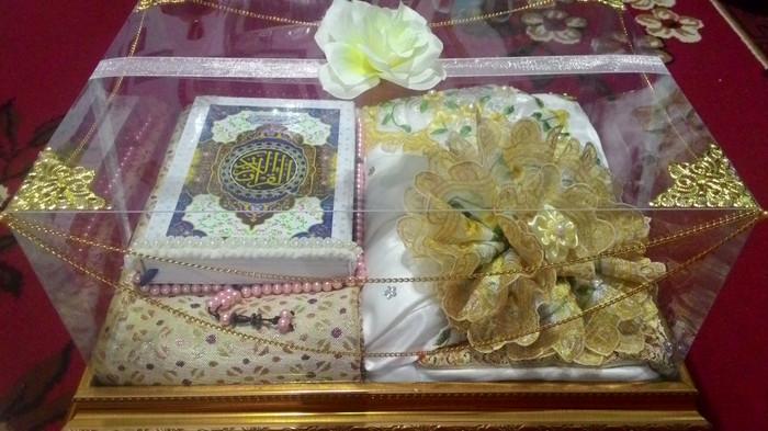 Jual Paket Mahar Seserahan Seperangkat Alat Sholat Mukena Jakarta Timur Anool Jakarta Tokopedia