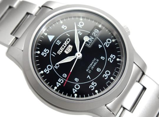 harga Seiko 5 snk809k1 automatic men's watch Tokopedia.com
