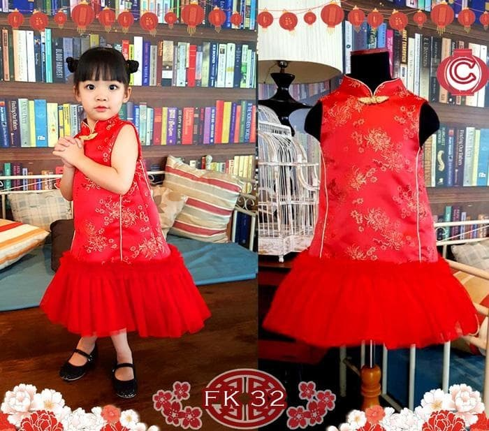 Katalog Dress Cheongsam Hargano.com