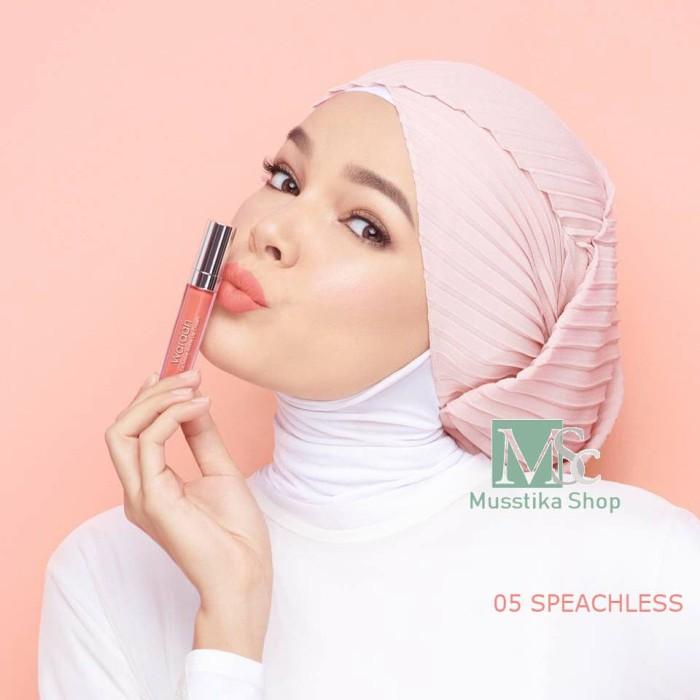 Wardah exclusive matte lipcream original  05-speachless-best seller