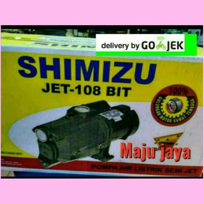 Katalog Pompa Air Shimizu Semi Jet Pump Hargano.com