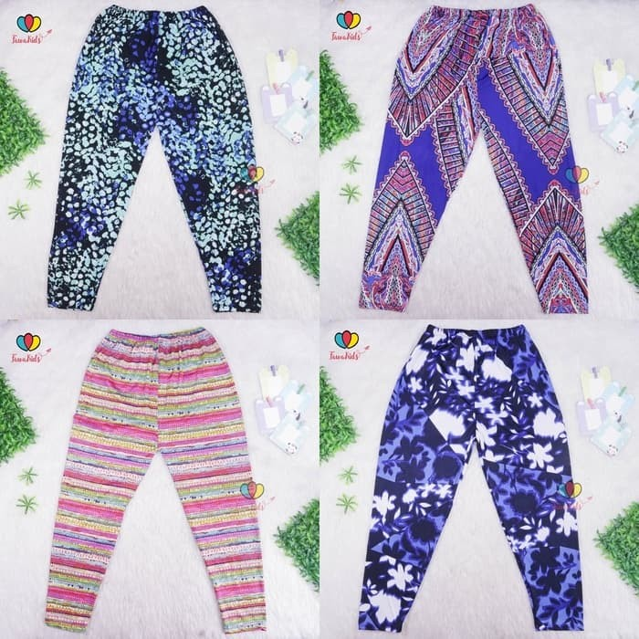 Jual Legging Dewasa Motif Uk Jumbo Fit To Xl Celana Panjang Wanita Legin Jakarta Barat Arlin Tsu Tokopedia
