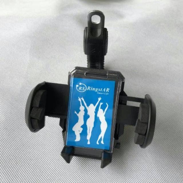 harga Holder spion motor model angsa / phone holder universal buat motor Tokopedia.com