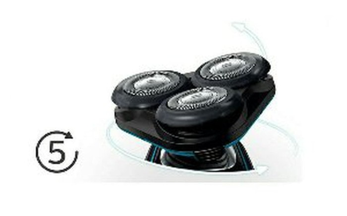 Shaver Philips Aquq Touch S 5070 Alat Cukur flexible Wet   Dry Murah 7187bcdd35