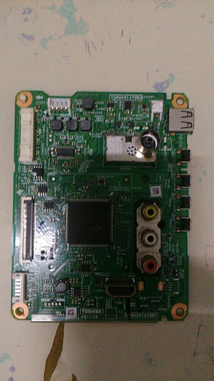 harga Mainboard/mobo/mesin tv led toshiba 32pu200vj/ej Tokopedia.com