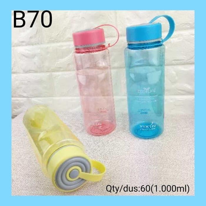 Botol Minum Eco Life 1000 ml