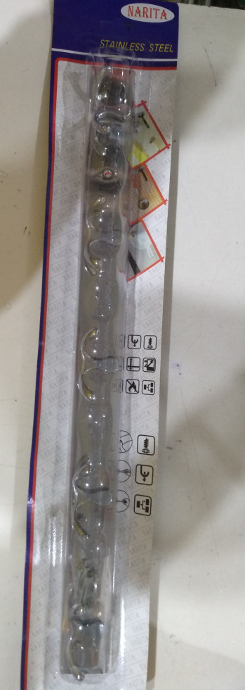 harga Gantungan baju 5 kait ss stainless steel merk narita Tokopedia.com