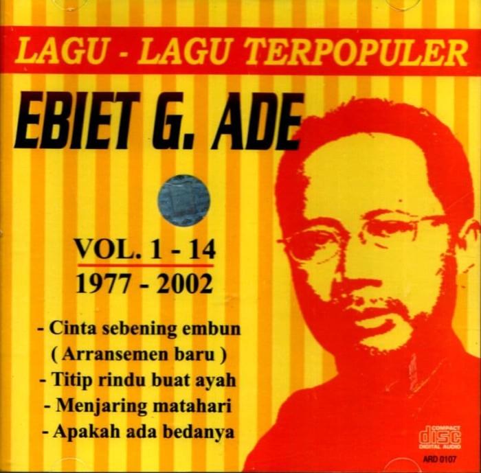 Lagu Ebiet G Ade Jakarta
