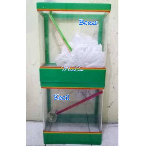 Jual Aquarium Acrylic Kecil Aquarium Es Buah Aquarium Es Kelapa Akuarium Kota Tangerang Mancis Maju Jaya Perabot Tokopedia