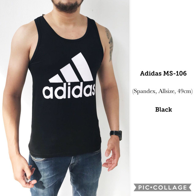 harga Singlet lekbong kutang adidas ms106 Tokopedia.com
