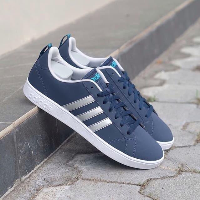 c68fd29f220c Jual Sepatu Adidas Neo Advantage Navy Rose Gold Original BNWB - DKI ...