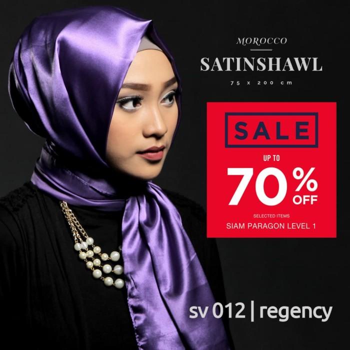 harga Pasmina saten pashmina  jilbab satin polos murah hijab kerudung Tokopedia.com