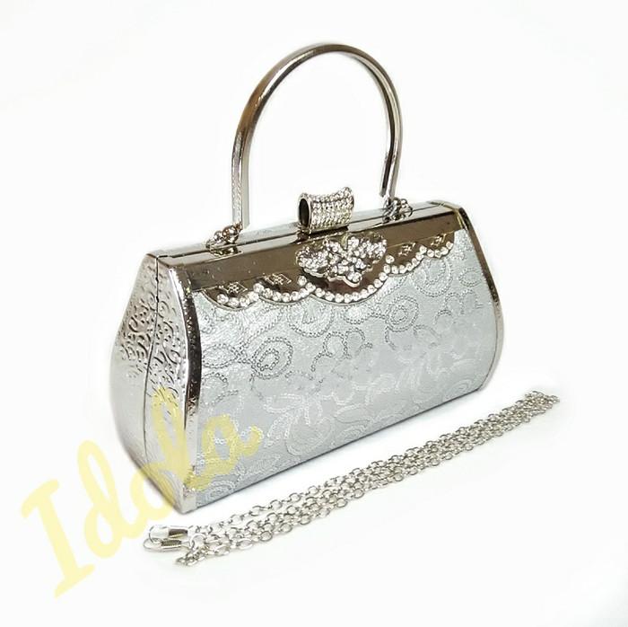 Jual Tas Pesta Wanita Clutch Hand Bag Cantik Import Farnell Ori ... 60070510d0