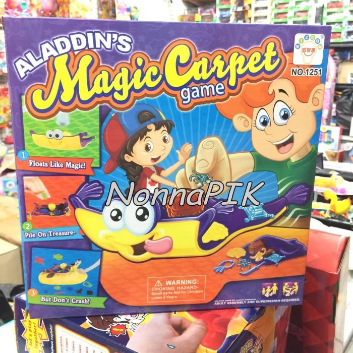 harga Family board game aladdins magic carpet game - mainan edukasi Tokopedia.com