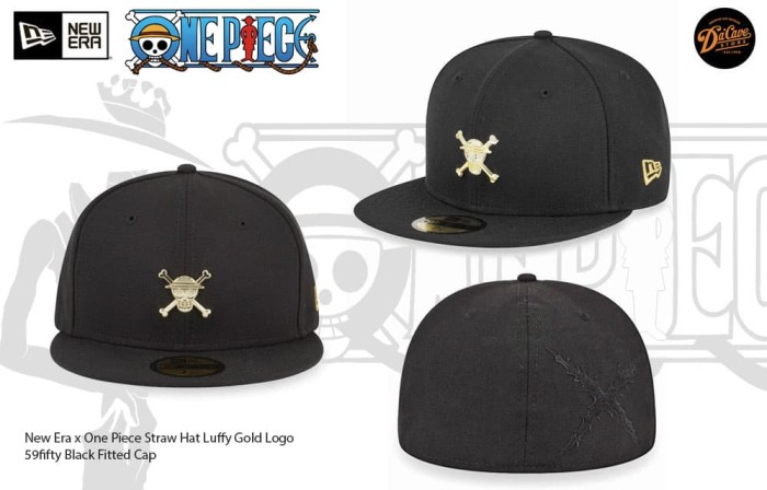 9667cf5b1e0 ... order topi baseball one piece anime original ori luffie 59fifty new era  cap d3339 06ac2