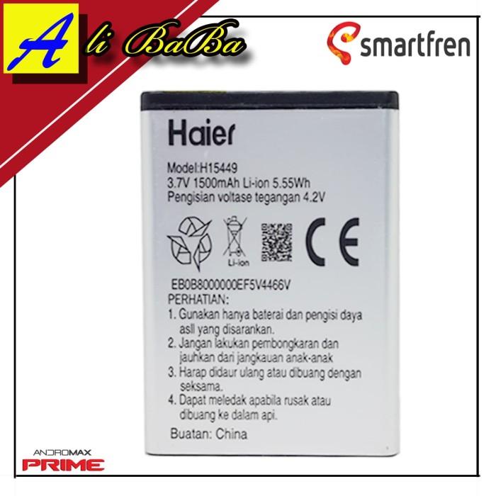 harga Baterai handphone smarfren andromax prime 4g lte h15449 battery hp Tokopedia.com