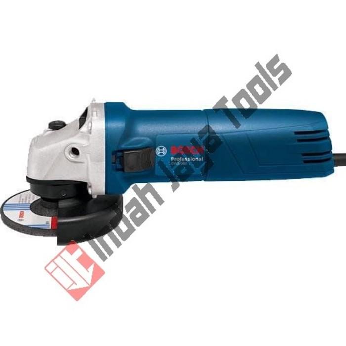 Mesin Gerinda Tangan 4 inch BOSCH GWS 060 PROMO