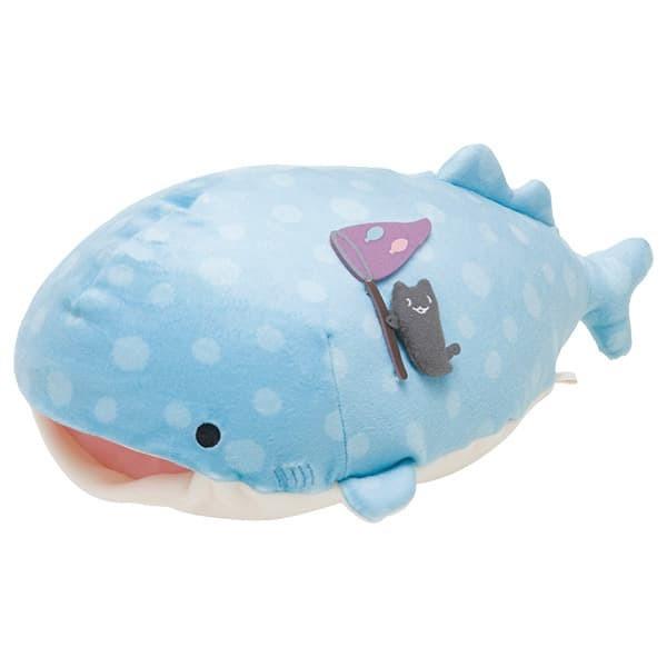 harga Boneka hadiah jepang x-san whale paus jinbesan couple smile - female Tokopedia.