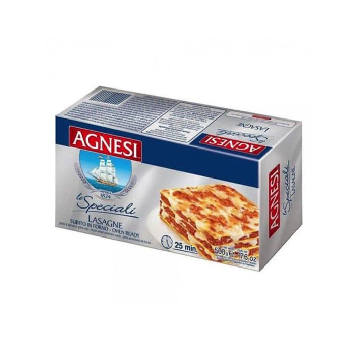 harga Agnesi lasagne 500 gr Tokopedia.com