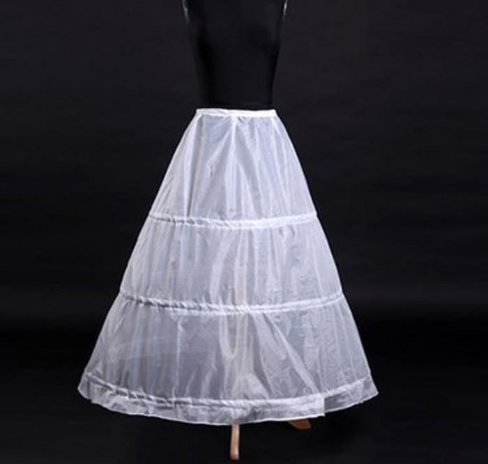 harga Petticoat ikat rok panjang 3 ring pengembang gaun dress dewasa Tokopedia.com