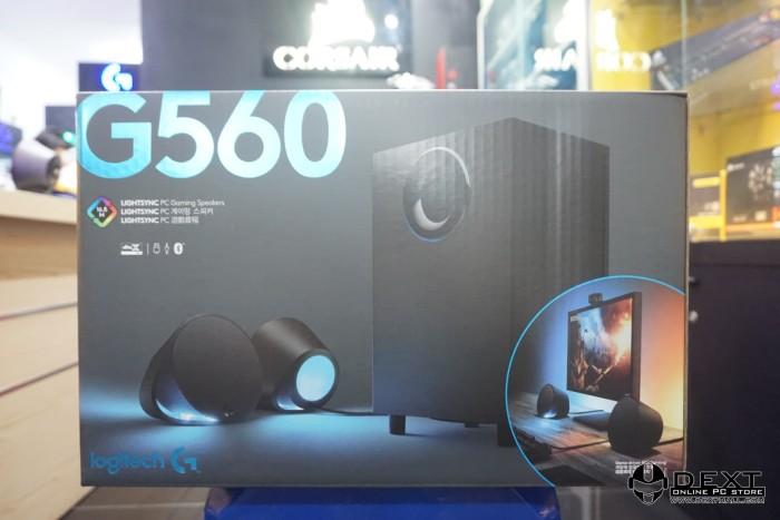 4bf09ea7f8e Jual Logitech G560 Lightsync PC Gaming Speaker - Jakarta Pusat ...