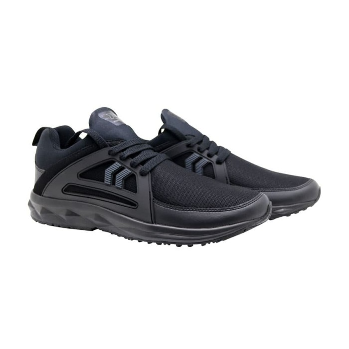 harga Precise tron  sepatu olahraga pria - hitam - hitam 42 Tokopedia.com