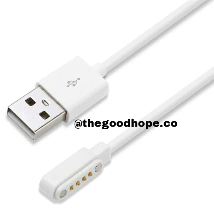 harga Charger smartwatch k88h/ magnetic charging cable 81.5cm Tokopedia.com