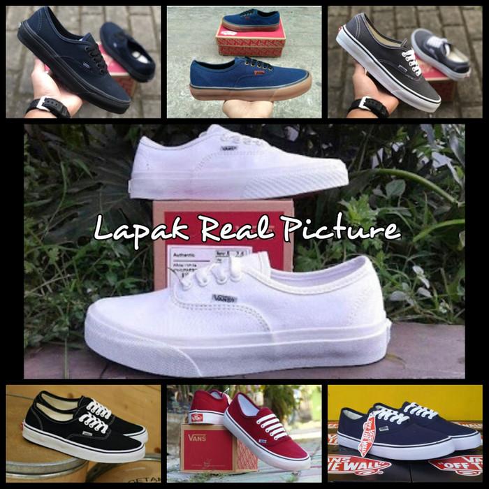 Jual Sepatu Vans California Authentic Pria Sneakers Casual - Lokal ... f80a66d14d