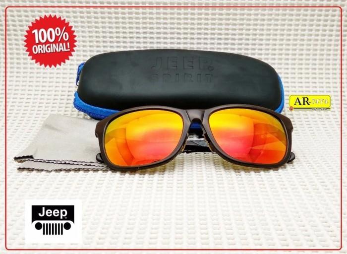 Jual MURAH Sunglasses Outdoor JEEP Original Kacamata Polarized Lens ... fd2b1b52f1
