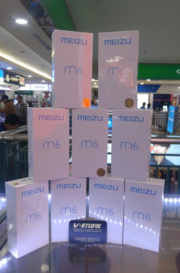 harga Meizu m6 ram 2gb internal 16gb finger print resmi Tokopedia.com