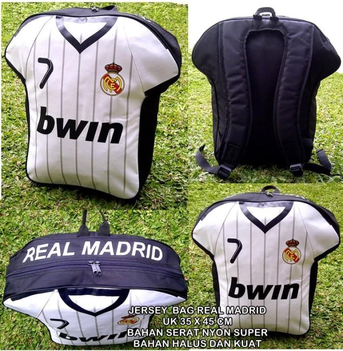 harga Tas ransel bola backpack football club real madrid Tokopedia.com