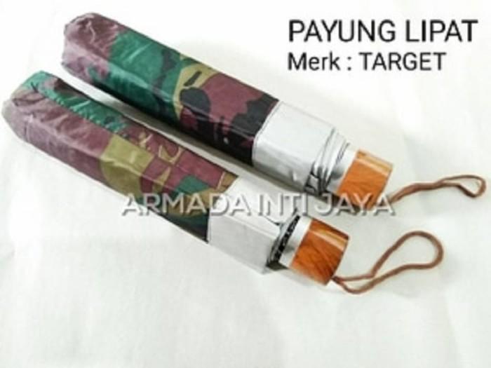 harga Payung lipat target l payung loreng target l payung army Tokopedia.com