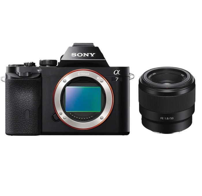 Katalog Kamera Sony A7 Travelbon.com
