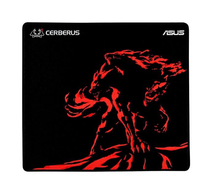 harga Asus cerberus mat plus red mousepad gaming Tokopedia.com