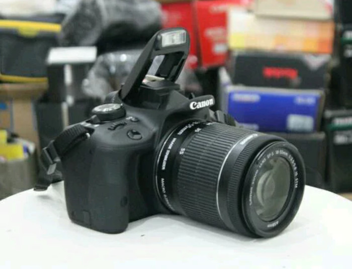 Camera Canon eos 600d 4