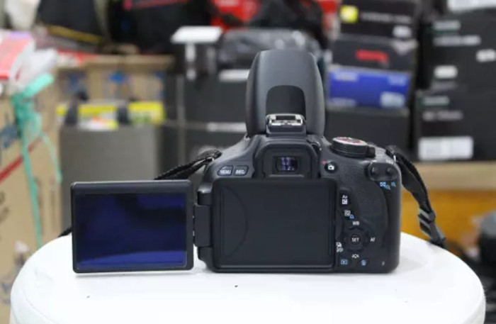 Camera Canon eos 600d 1