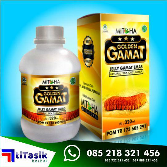 Foto Produk Obat Penurun Asam Lambung - Mitoha Jelly Gamat dari ti Tasik Com