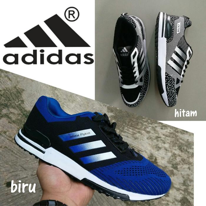 Sepatu Pria Adidas Zx Flux Boost Premium Quality Murah Tangerang A66 481aa65682