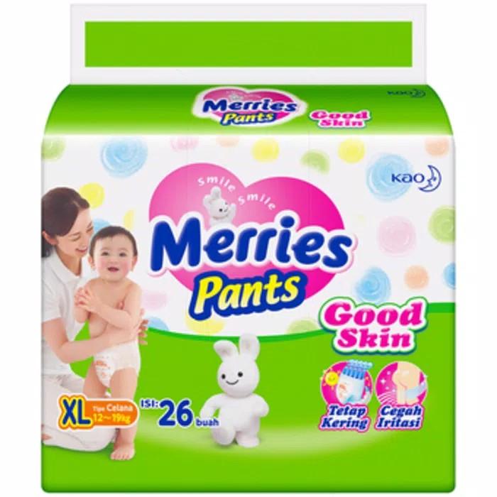 harga Merries pants xl26 Tokopedia.com