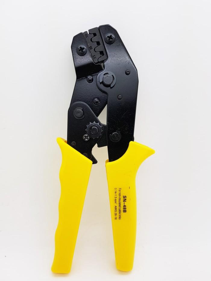 harga Tang crimping skun ratchet kabel merk sibo type sn-48b Tokopedia.com