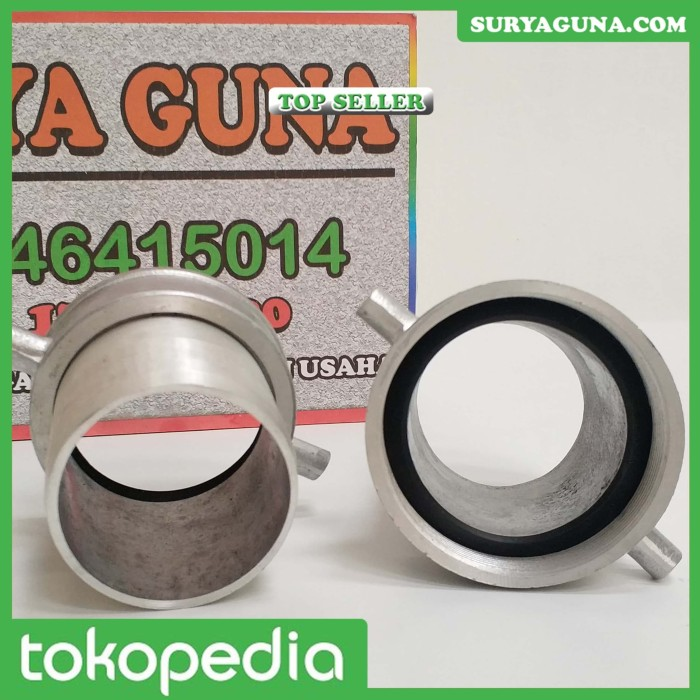 harga Soket socket aluminium 3 dim pompa air modifikasi Tokopedia.com