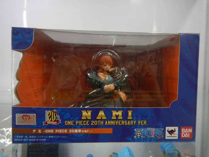 harga Set action figure one piece fzo luffy nami Tokopedia.com