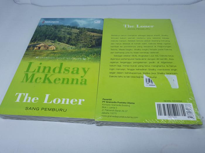 harga Novel dewasa harlequin lindsay mckenna the loner sang pemburu Tokopedia.com
