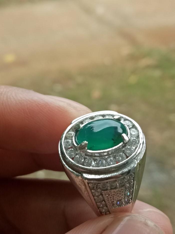 harga Promo lebaran perhiasan cincin batu bacan doko gulau kristal elegant Tokopedia.com